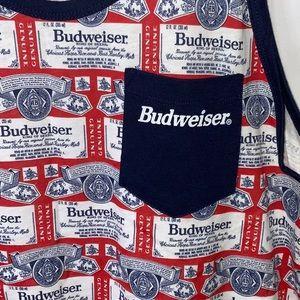 Budweiser Tank Top, size M